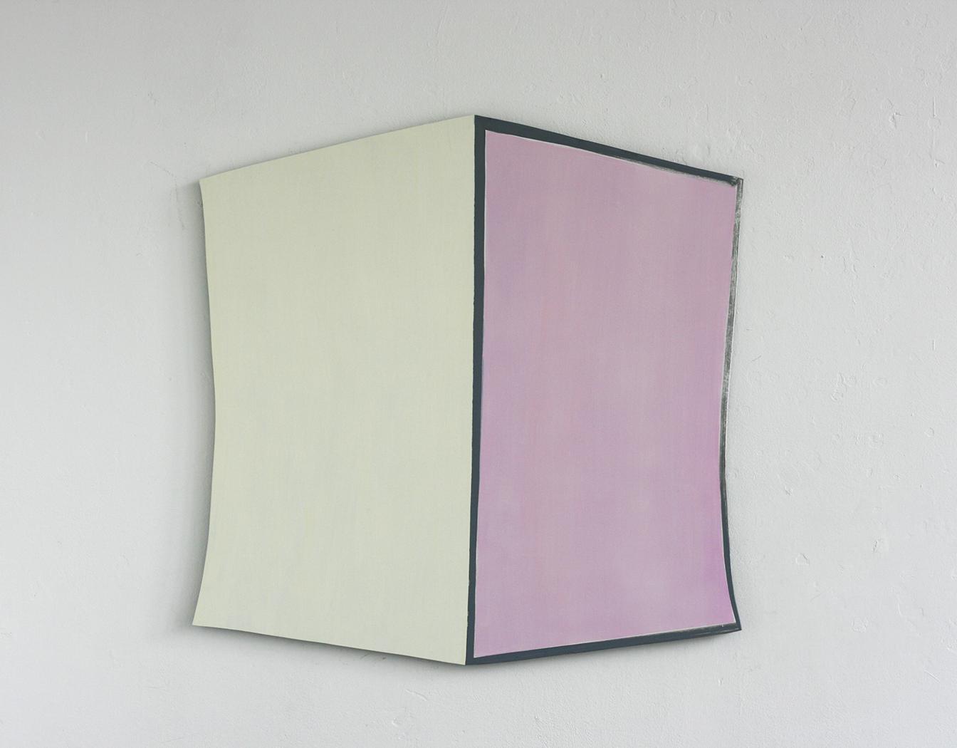 Marena Seeling 2018 untitled 80x79cm oilpaint on panel