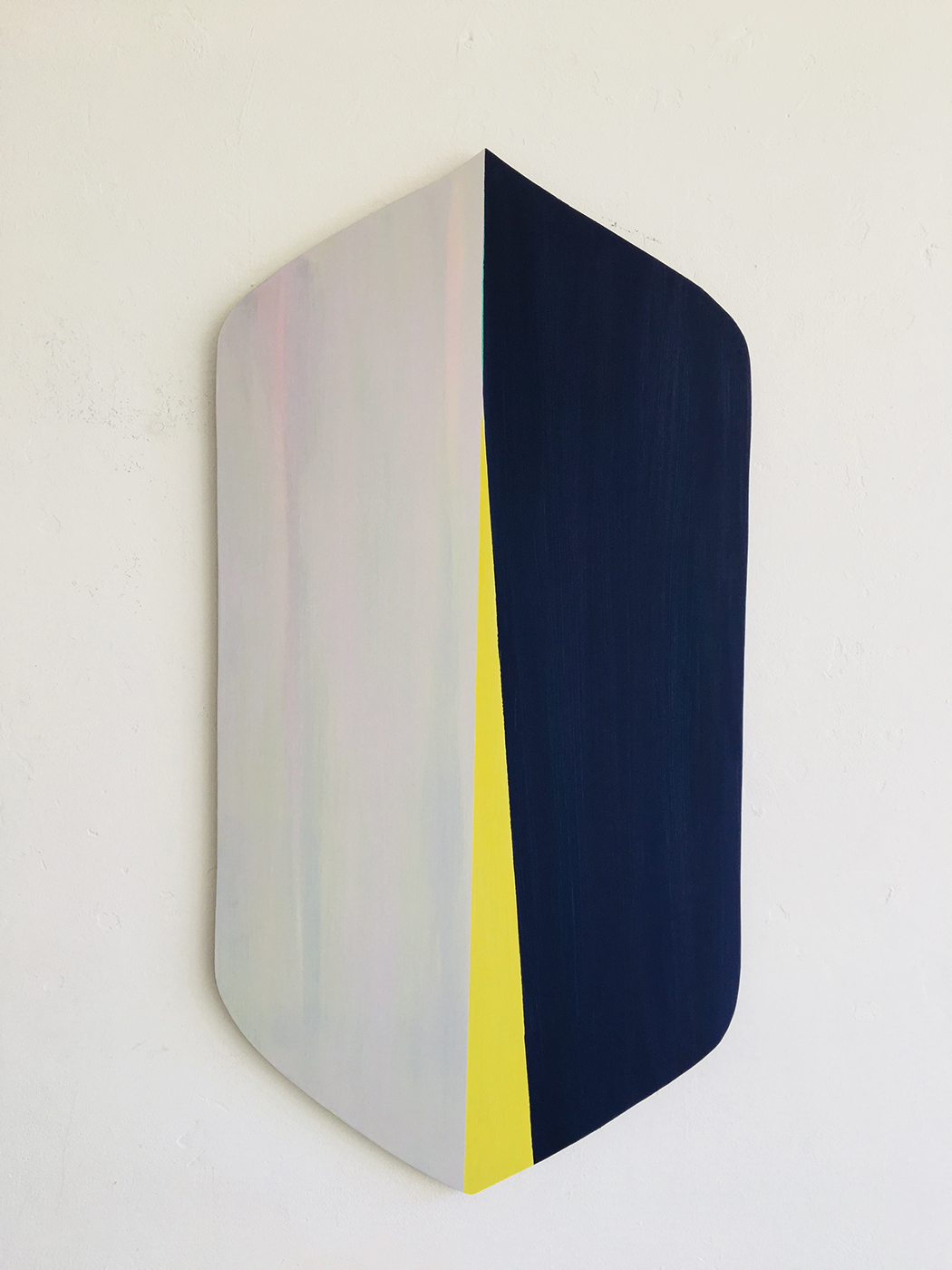 2018 untitled 100 x 50 cm oilpaint on panel
