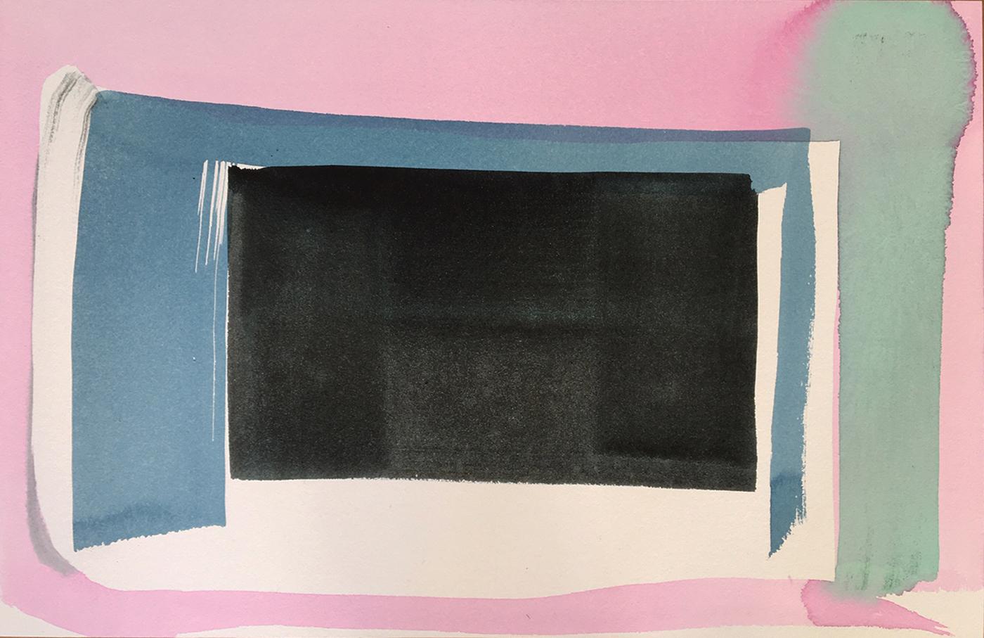 2018 aquarel 34x53 cm