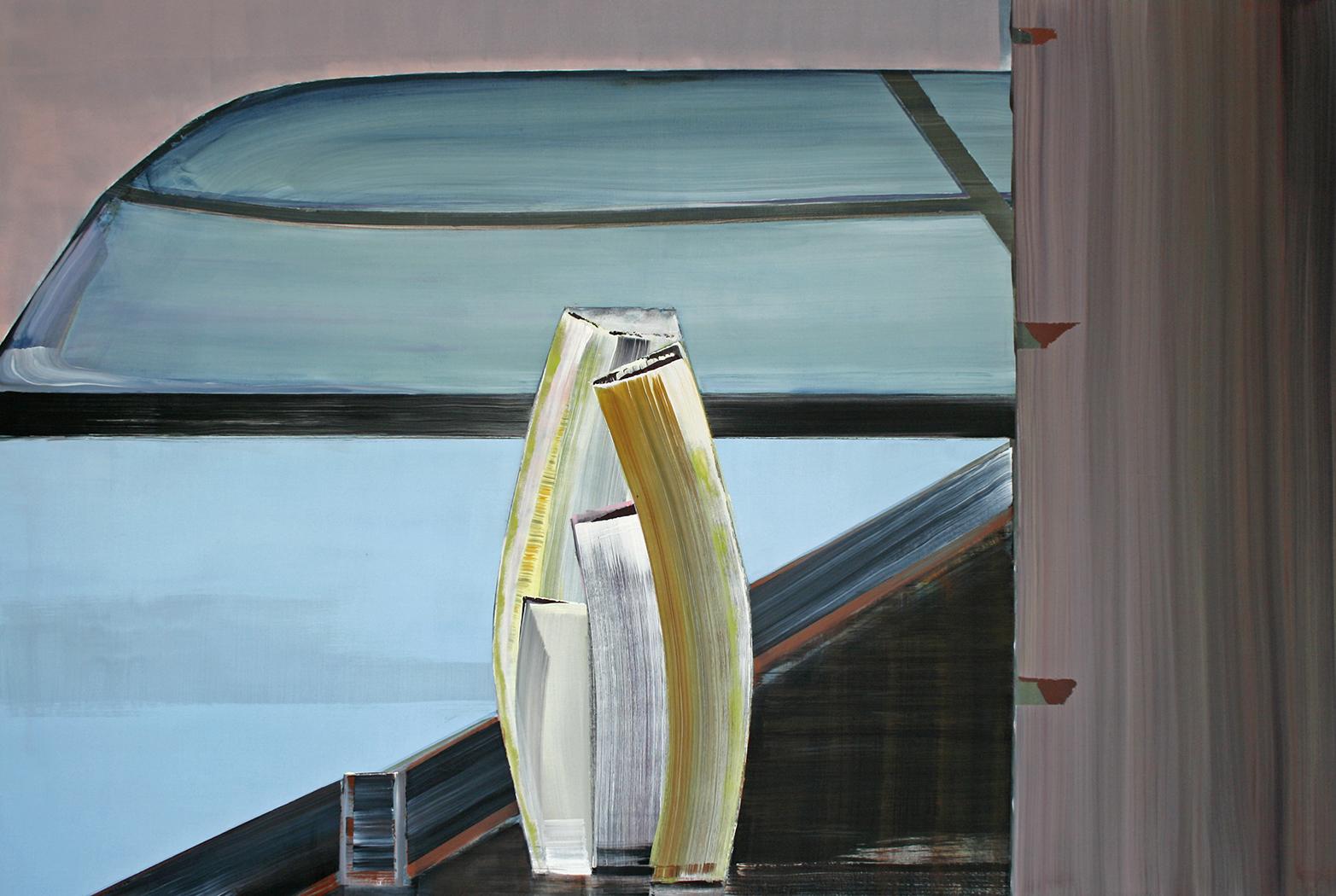 32e versie schilderij 2014 olieverf op linnen 130 x 190cm