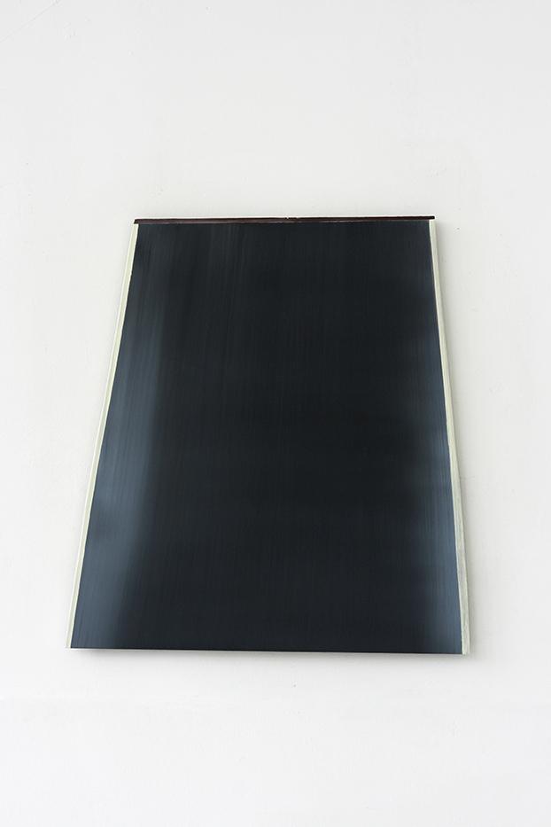wandvorm 2017 olieverf op paneel 60 x 57cm