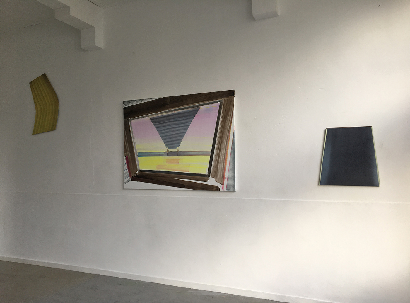 vormen uit schilderijen als zelstandige betekenisdrager