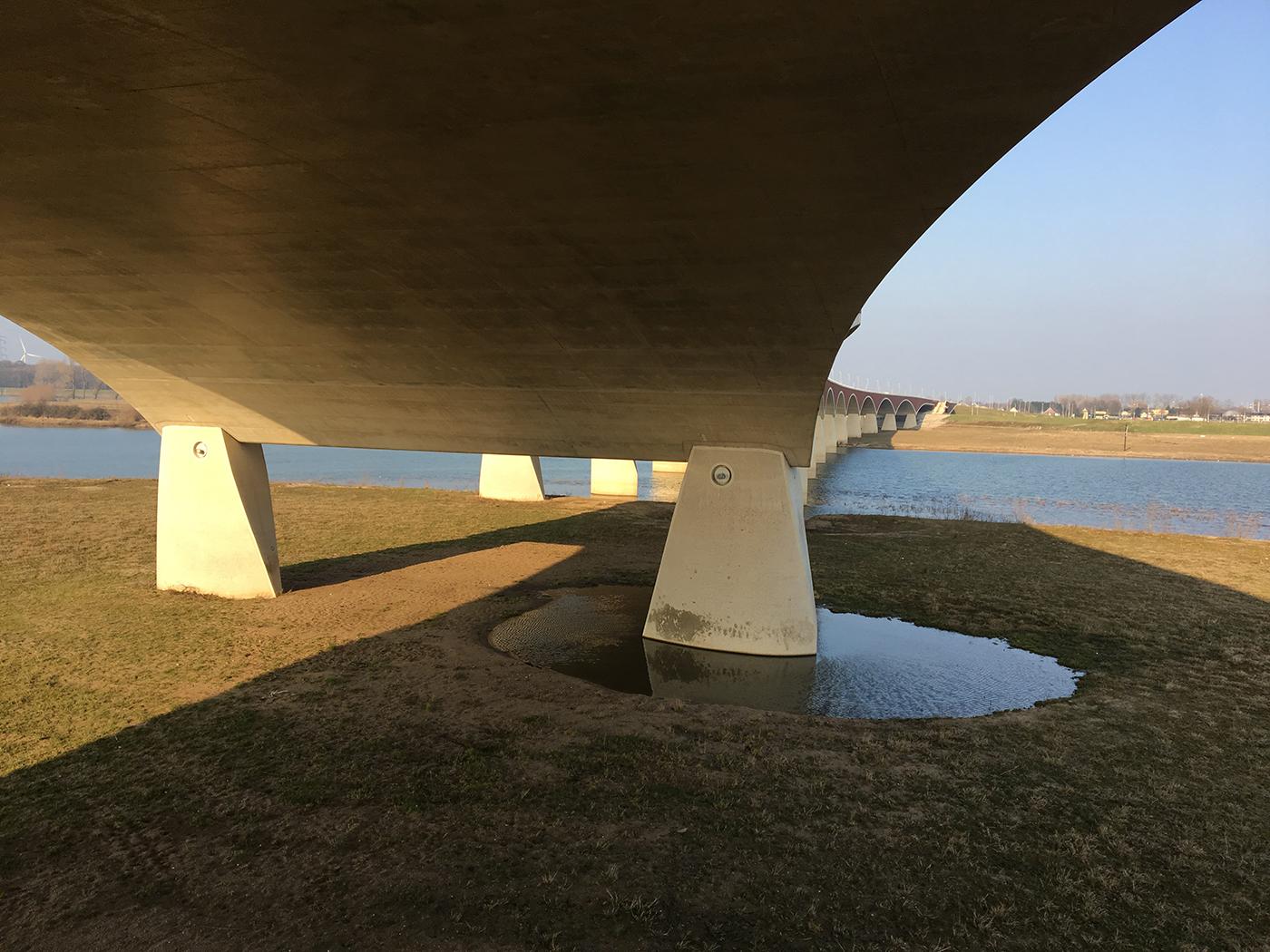 Nieuwe brug, Nijmegen
