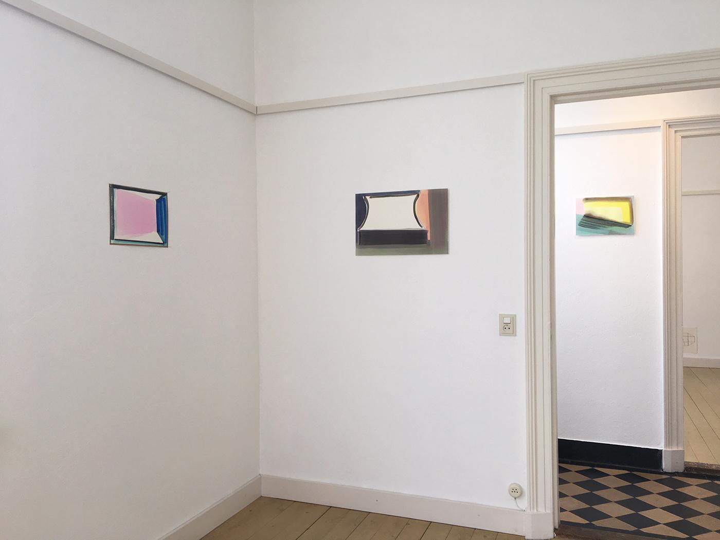 Hydrography VII, Galerie Agnes Raben met Ine  Dammers,  Iemke  van Dijk,  Lon Godin, Henriëtte van 't Hoog, Irene van de Mheen, Marena Seeling en Werner Windisch