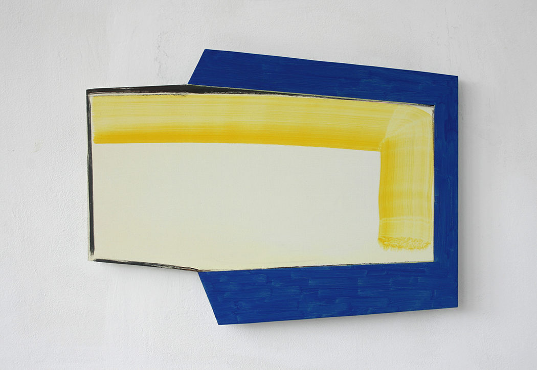 Marena Seeling 2020 untitled 42 x 55 cm oilpaint on panel