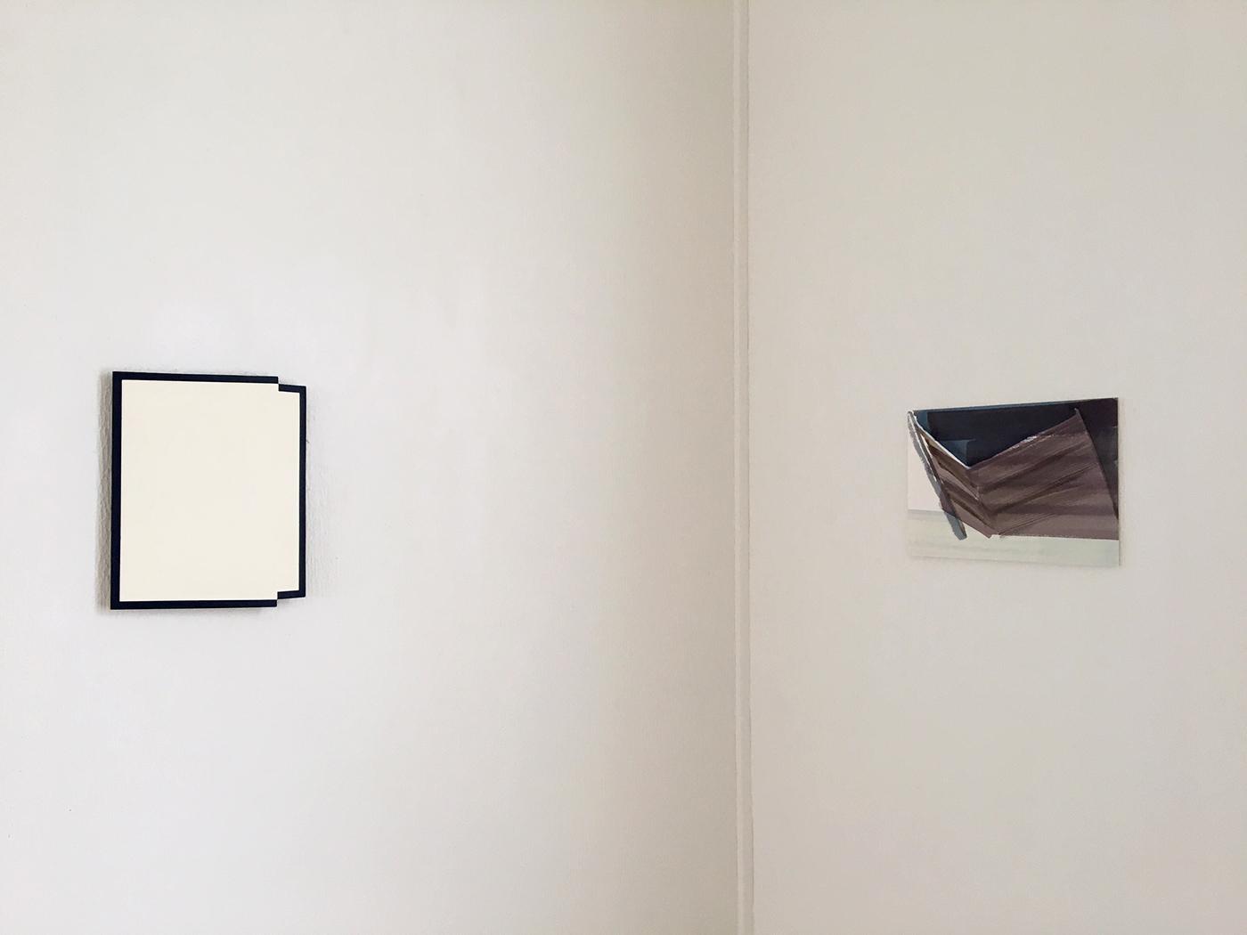 object Gerda Kruimer [left], watercolor Marena Seeling [right]